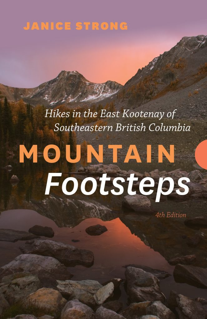 Mountain Footsteps 4th-Edition Book-Cover